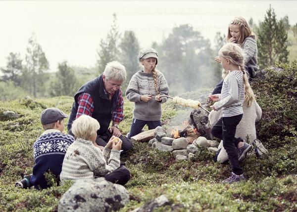 ICA-Arne Brimi Styling Monica Sjøli